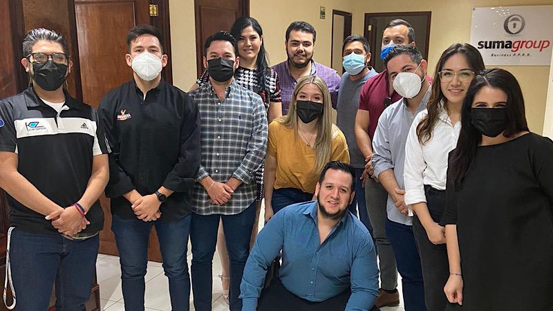 Jóvenes Empresarios de Canaco Hermosillo